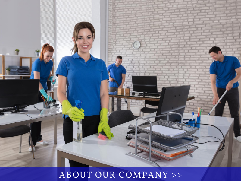 Click here to learn more about our company