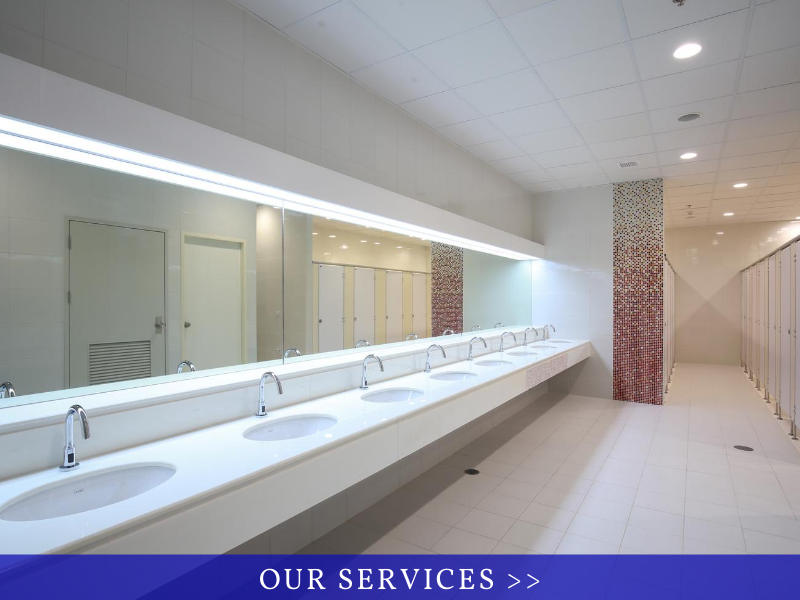 Click here to explore our janitorial services